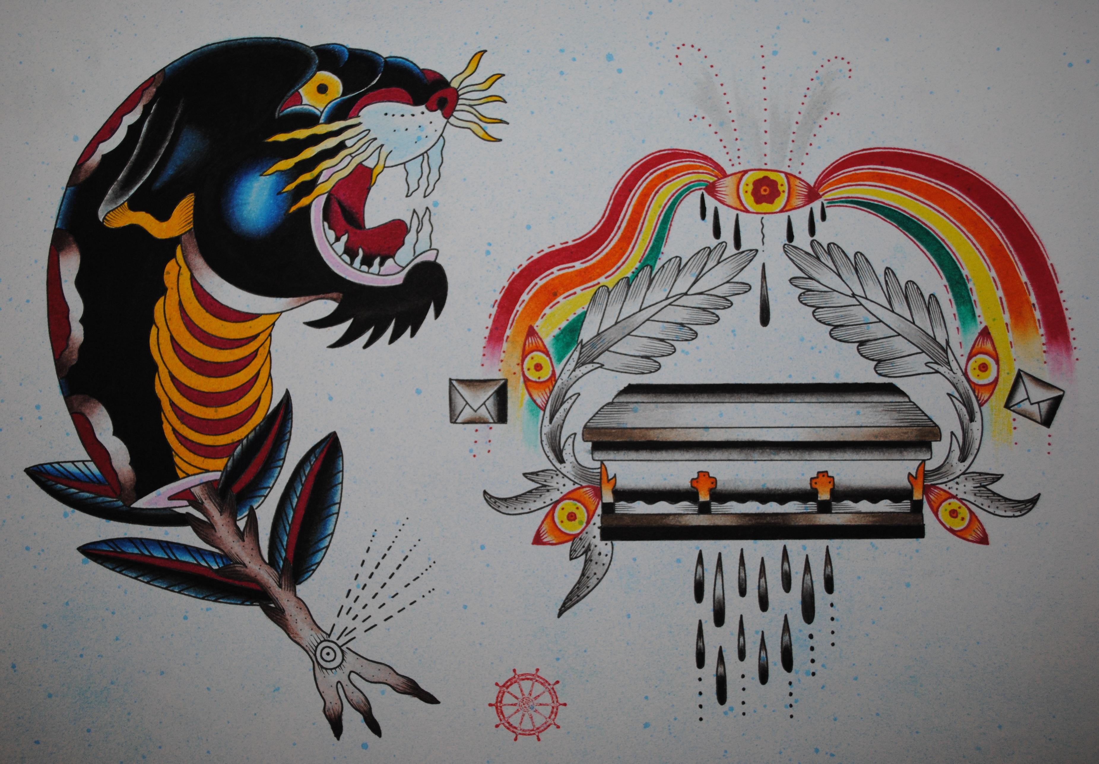 sailor jerry wallpaper
